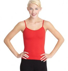 Capezio TB104 Camisole Top - RED, L