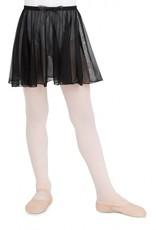 Capezio N1417C Pull on Skirt - BLK, L