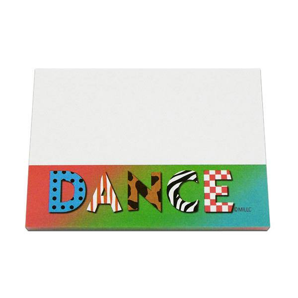 Magnetic Impressions sndan1 Sticky Notes