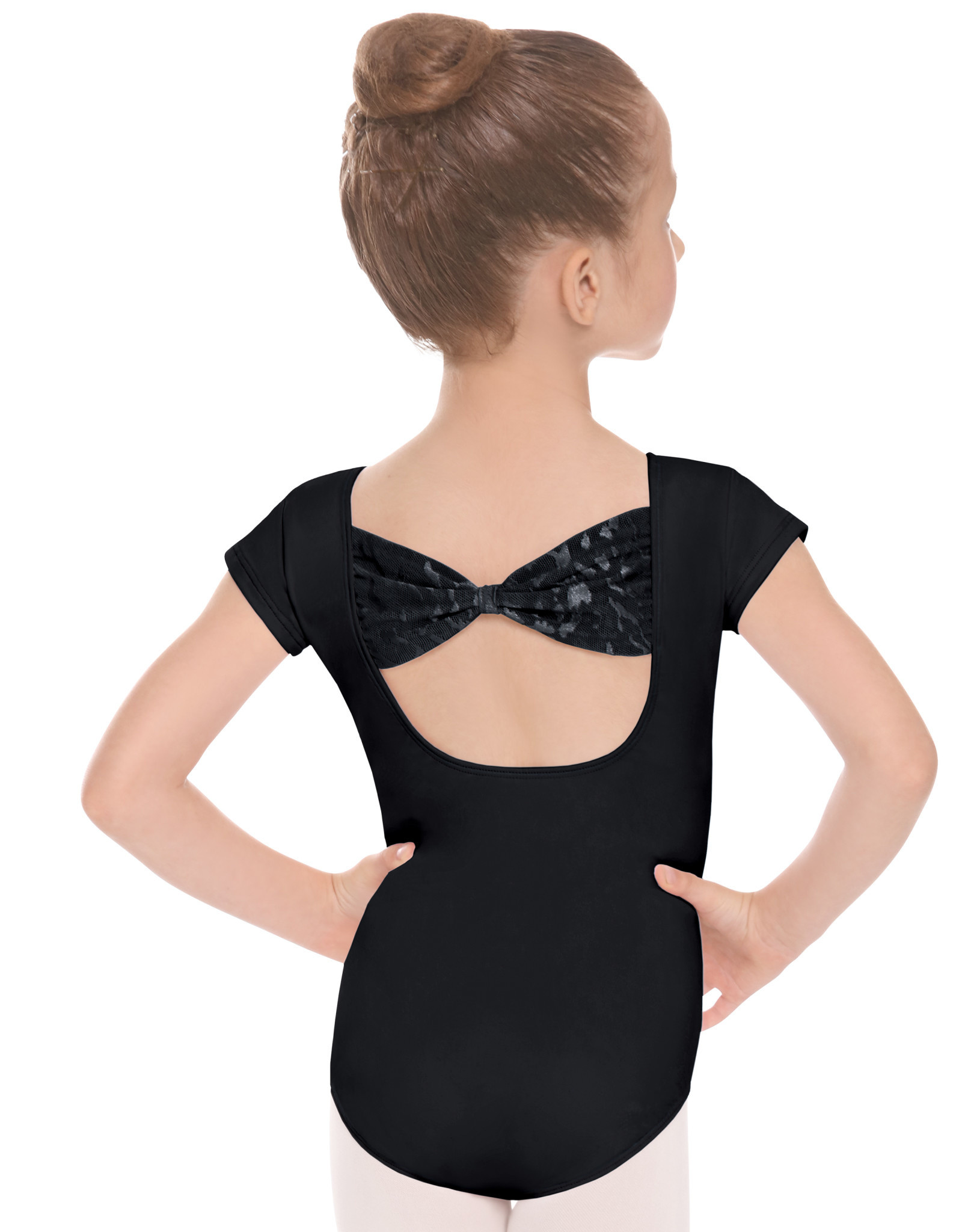 Eurotard 78286 Girls Bow Back Leotard