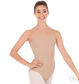 Eurotard 44819 - Adjustable Camisole Leotard with Tactel® Microfiber