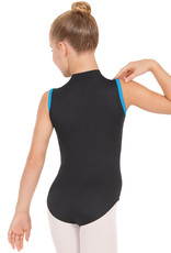 Eurotard 44518c - Full Back Zipper Front Leotard