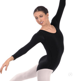 Eurotard 44265 Long Sleeve Leotard with Tactel® Microfiber