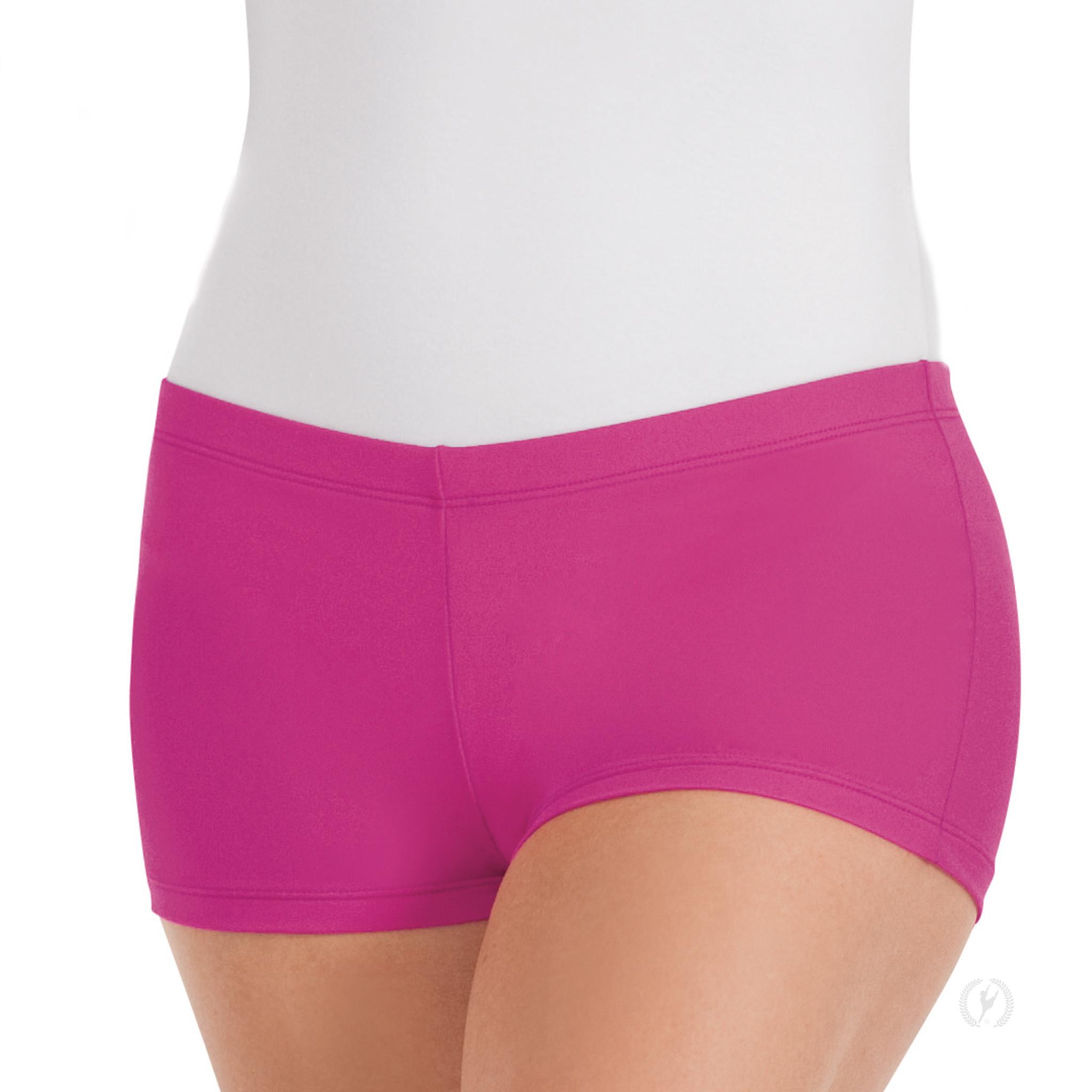 Eurotard 44335 Booty Shorts with Tactel® Microfiber