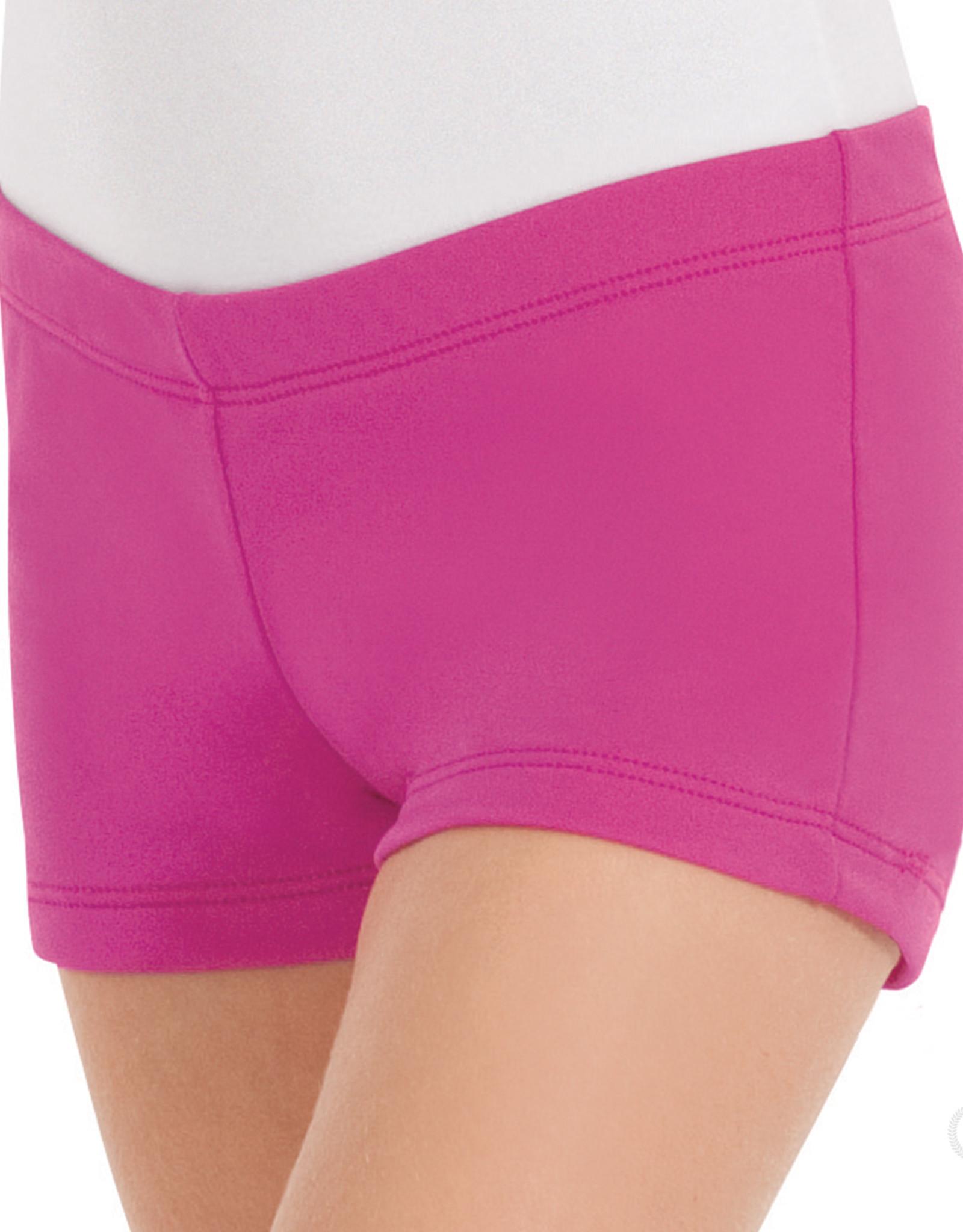 Eurotard 44335c Booty Shorts with Tactel® Microfiber