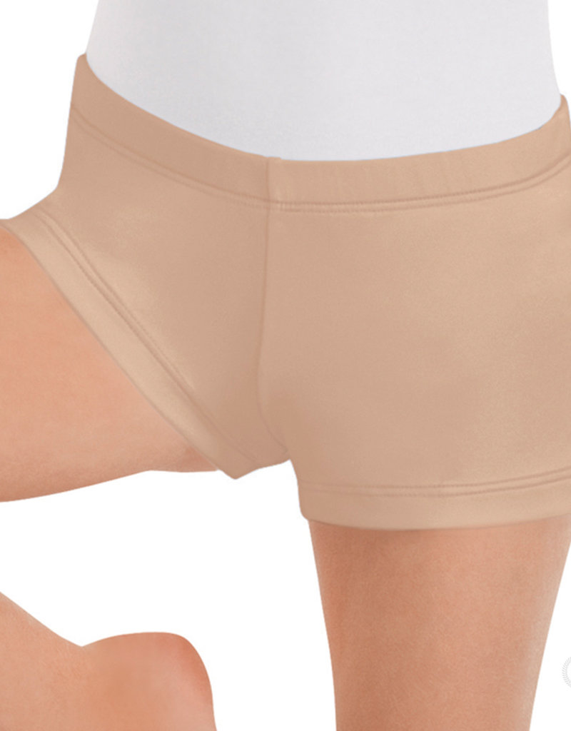 Eurotard 44335c Booty Shorts with Tactel® Microfiber