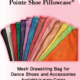 Pillows for Pointes PSP Super Pillowcase Shoe Bag