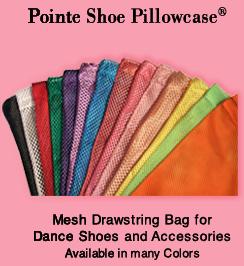 Pillows for Pointes MP Mini Pillowcase