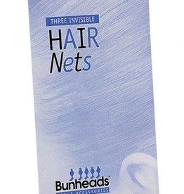 Capezio BH422 MBR Hair Net