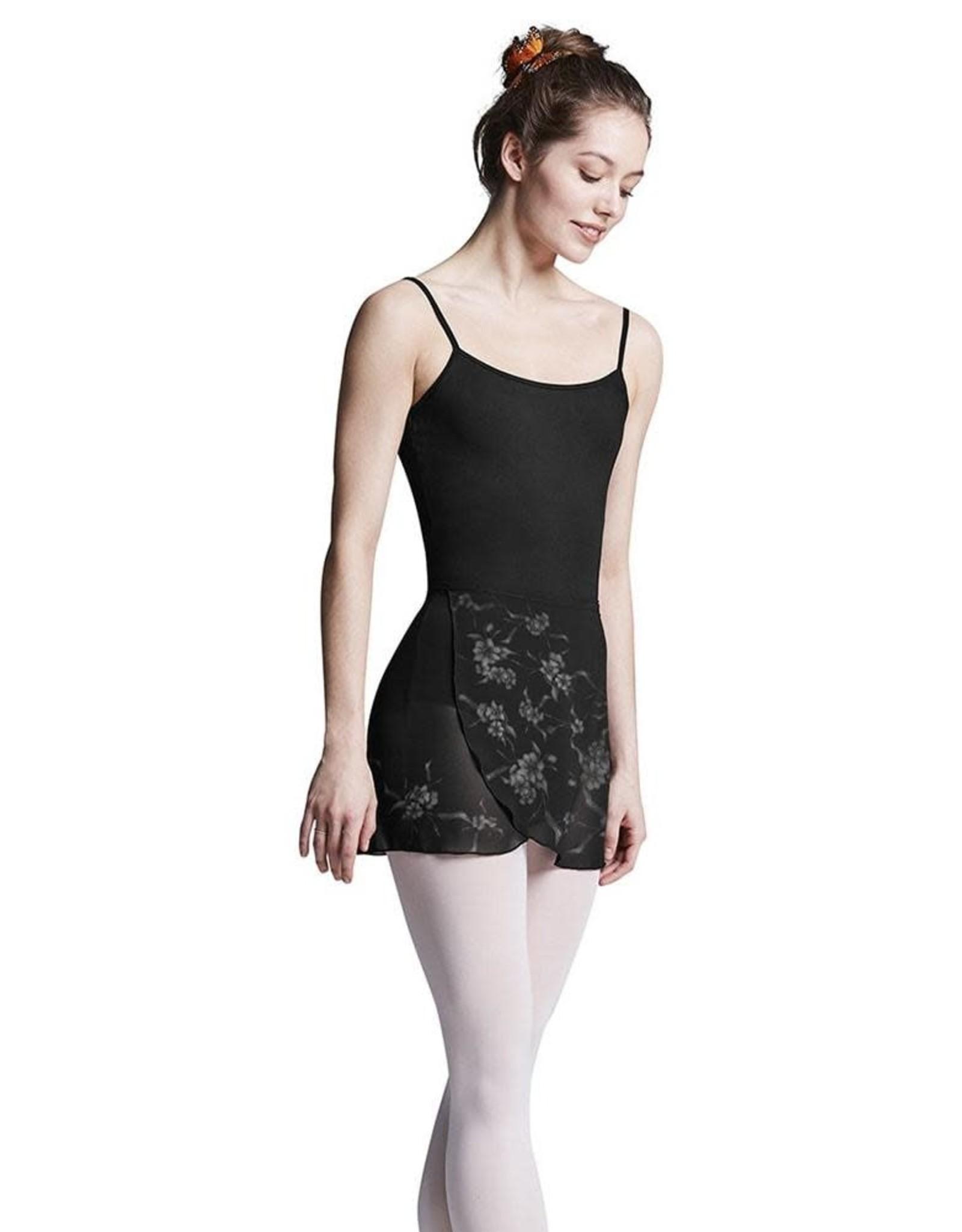 Bloch R5791 Printed Wrap Skirt