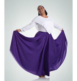 Body Wrappers 502 Praise Dance Skirt