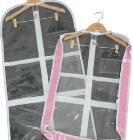 "Glam'r Gear Glam'r Gear Garment Bag, 2"" Gusset, 25"" Long"