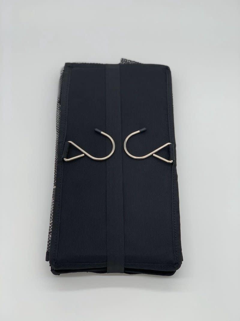 Glam'r Gear 6-Shelf Hanging Shoe/Accessory Organizer