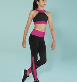 Bloch BM250P Full Length Legging