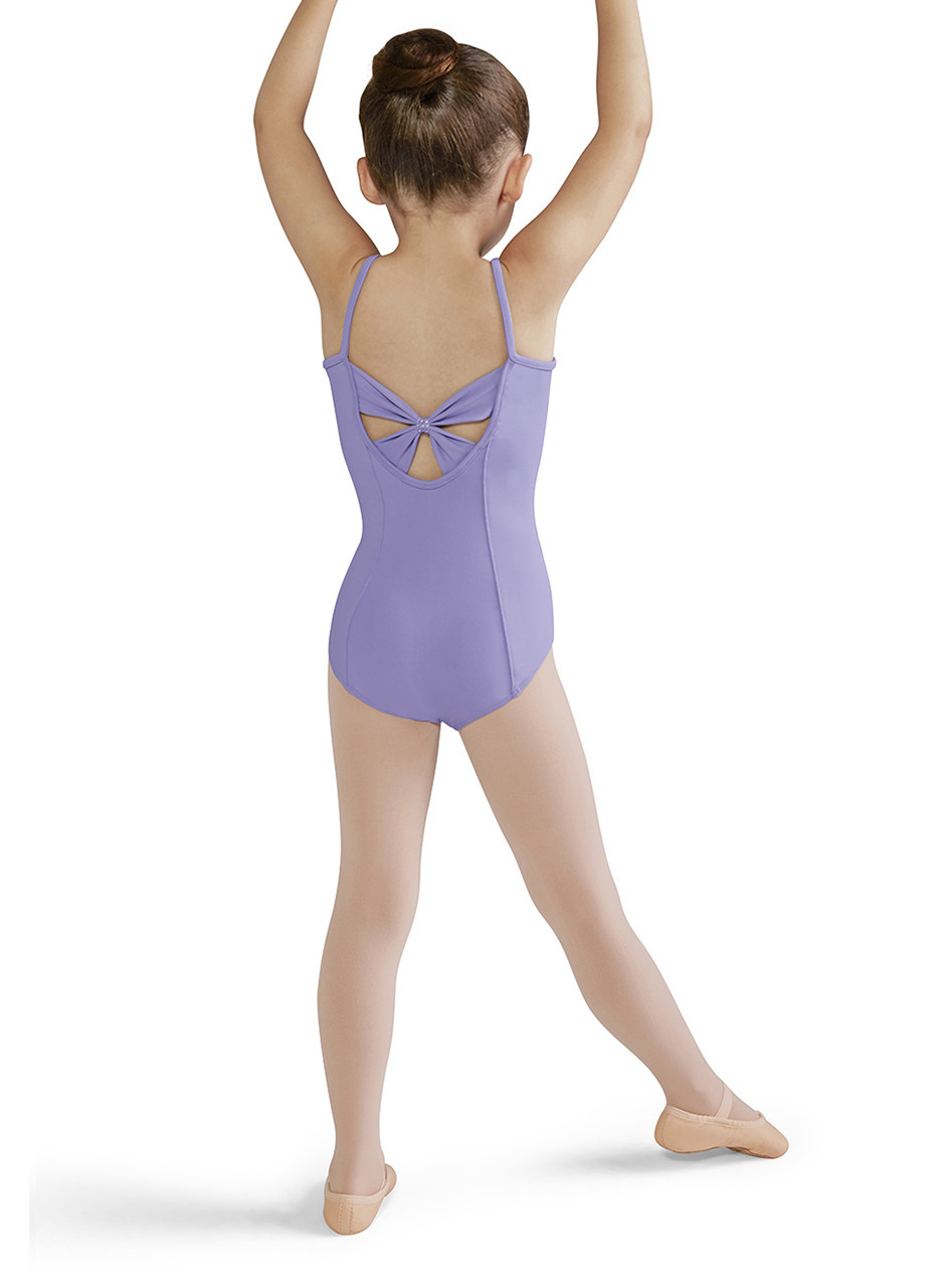 Bloch CL9957 Back Bow Cami Leo