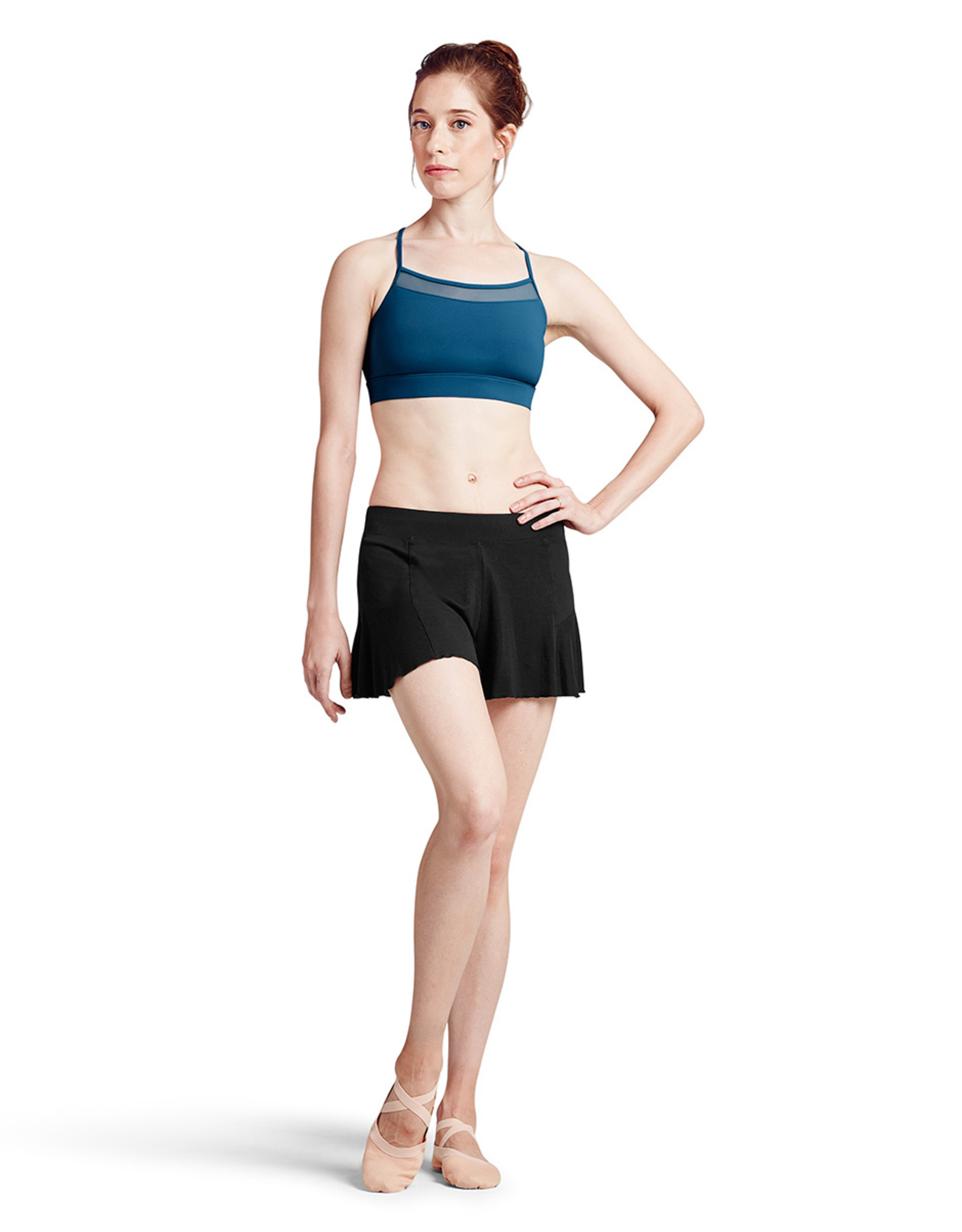 Bloch R9324 Soft Jersey Short