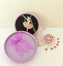 FH2 GB0004 Purple Jewlery Box