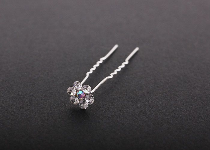 FH2 HP0070 Rhinestone Hair Pin
