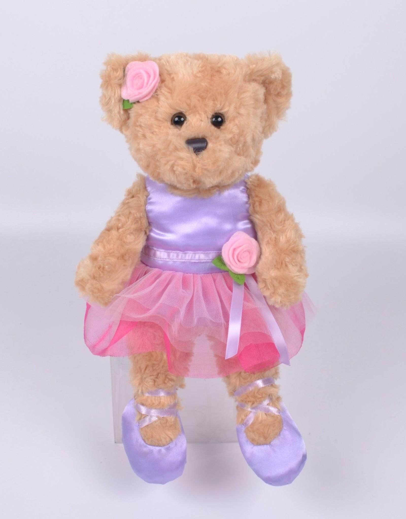 Linzy G459 Ballerina Bear