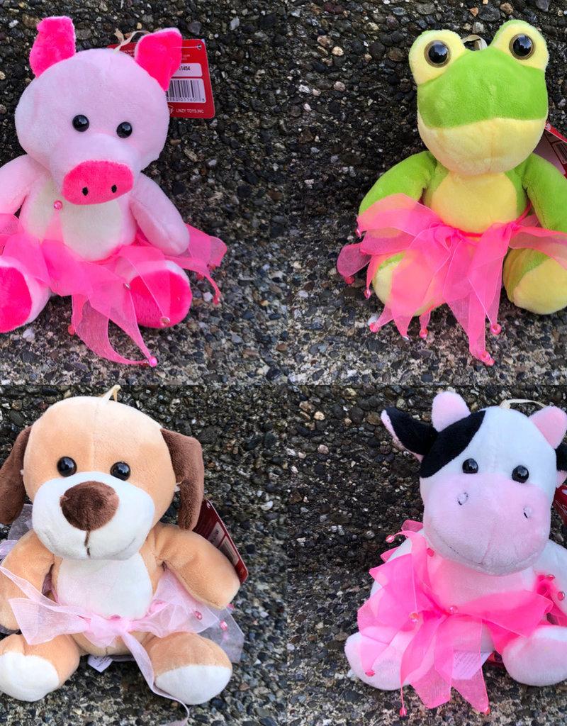 Linzy G463 Ballerina Animals