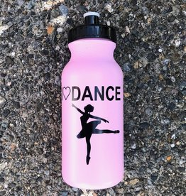 CJ Merchantile G198 I love Dance Bottle