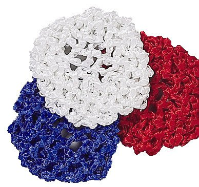 Dasha Designs 2120 Ribbon Crochet Buncover