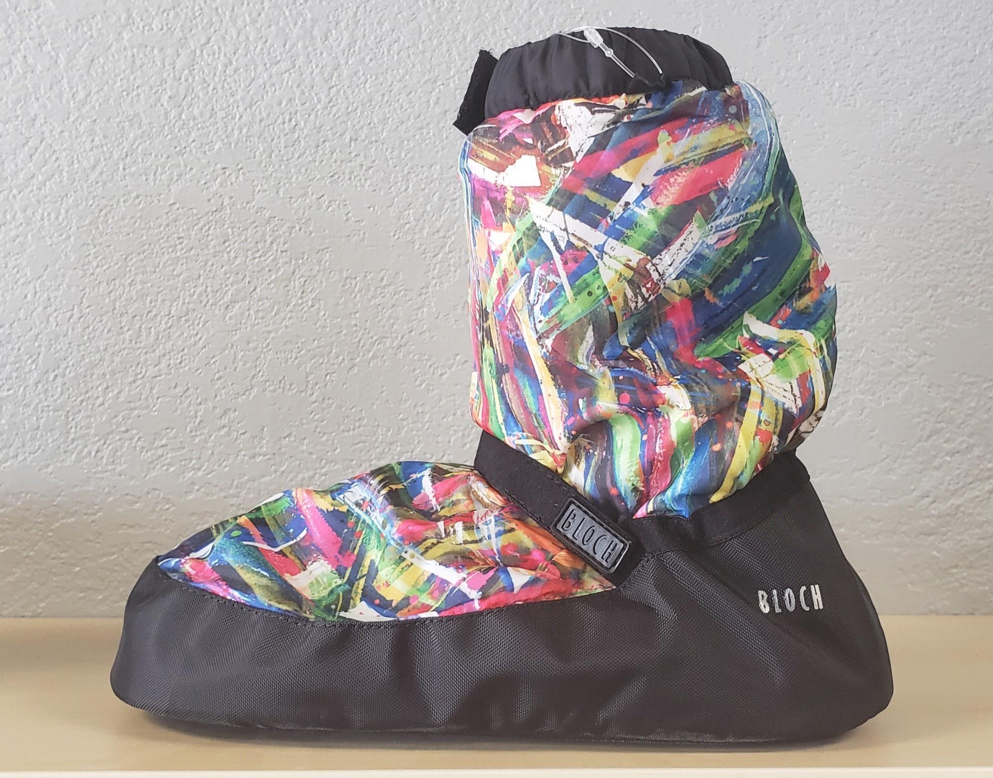 Bloch IM009P Limited Edition Warm-up Bootie