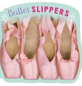 Ballet Slippers Book