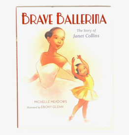 Brave Ballerina - biography of Janet Collins