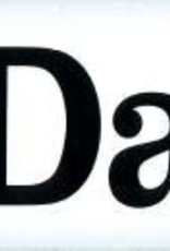 g286 I Love Dance Bumper Sticker