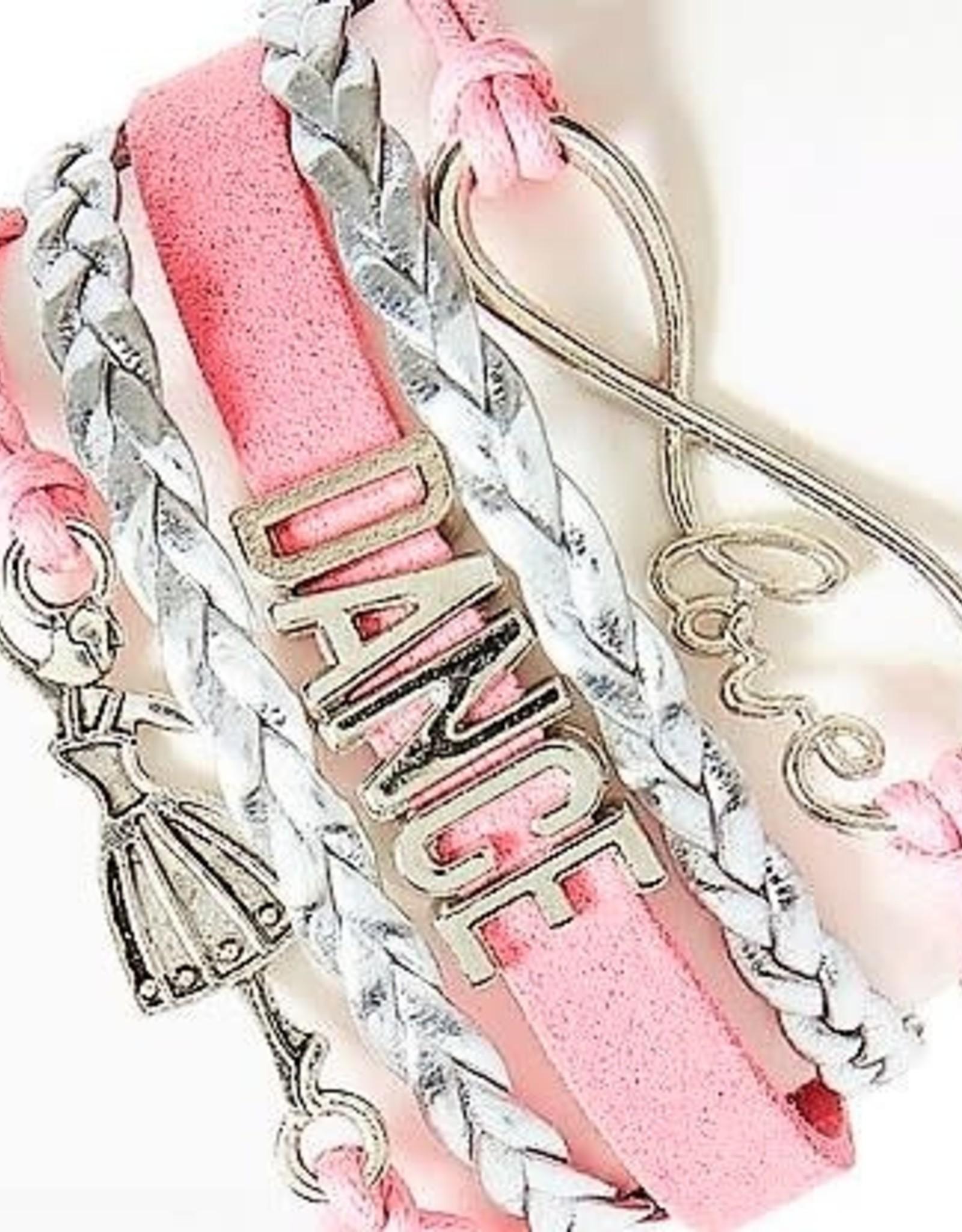 br31 Infinity, Love, DANCE, Ballerina Bracelet