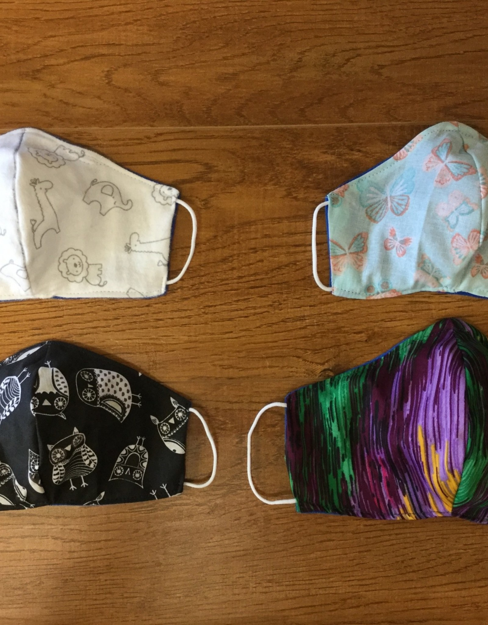 Claypool Clothing Company Reusable Face Mask