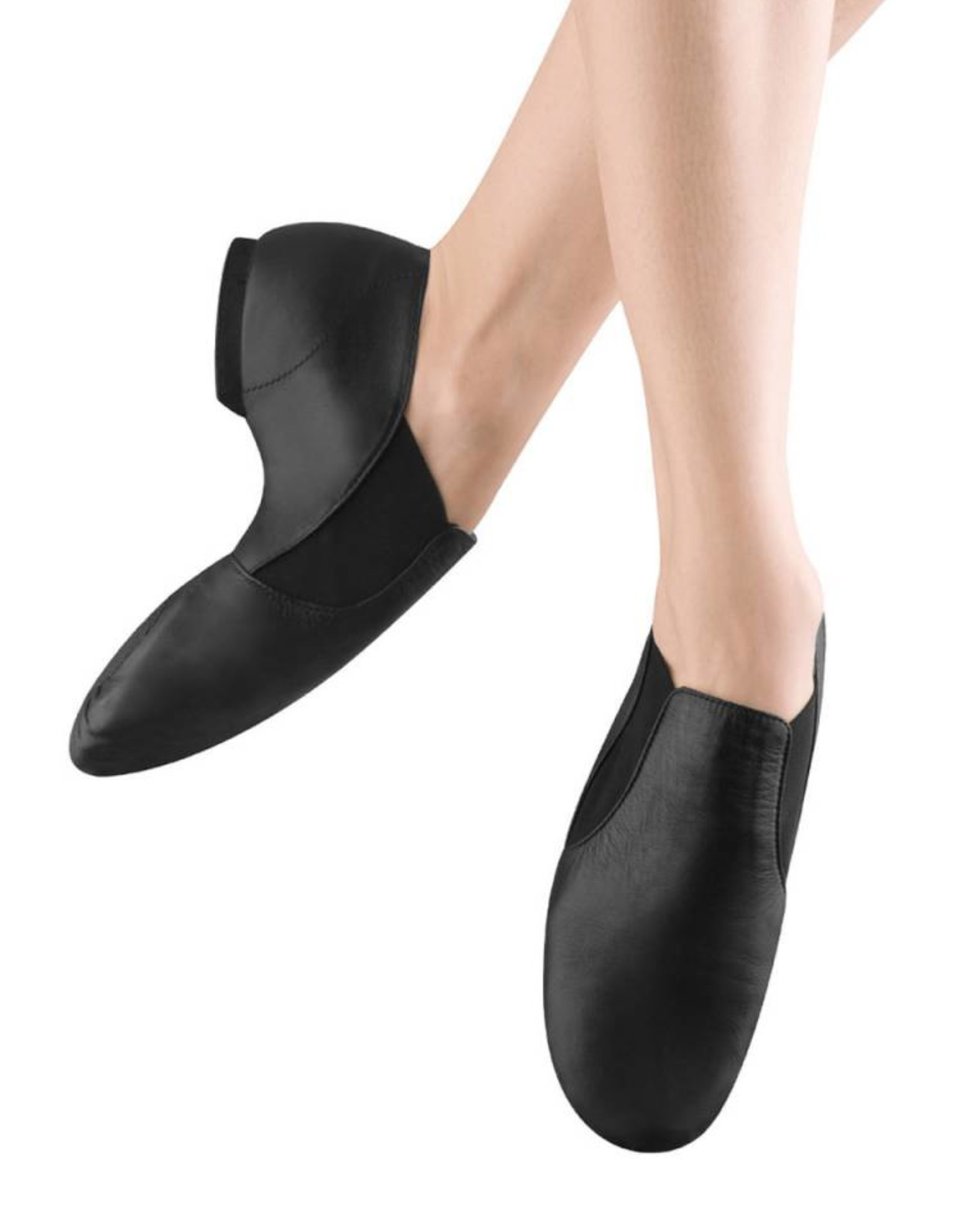 Bloch S0499M Elasta Bootie Jazz Shoe