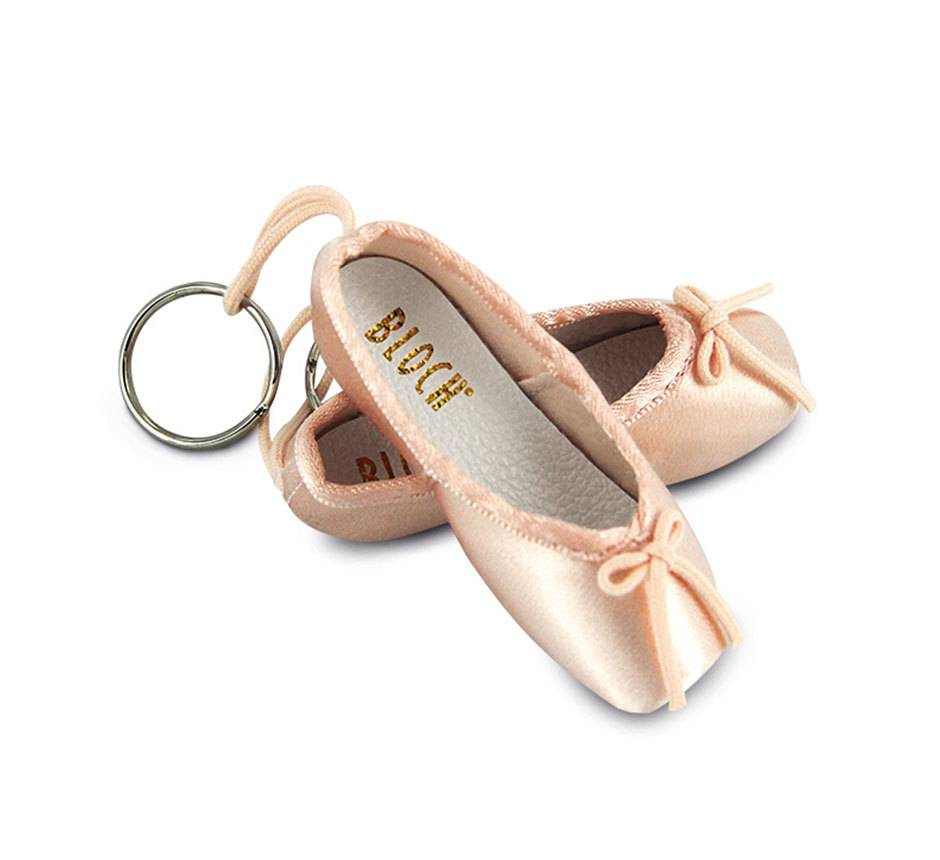 Bloch A0604 MINI POINTE SHOES W/KEY RING