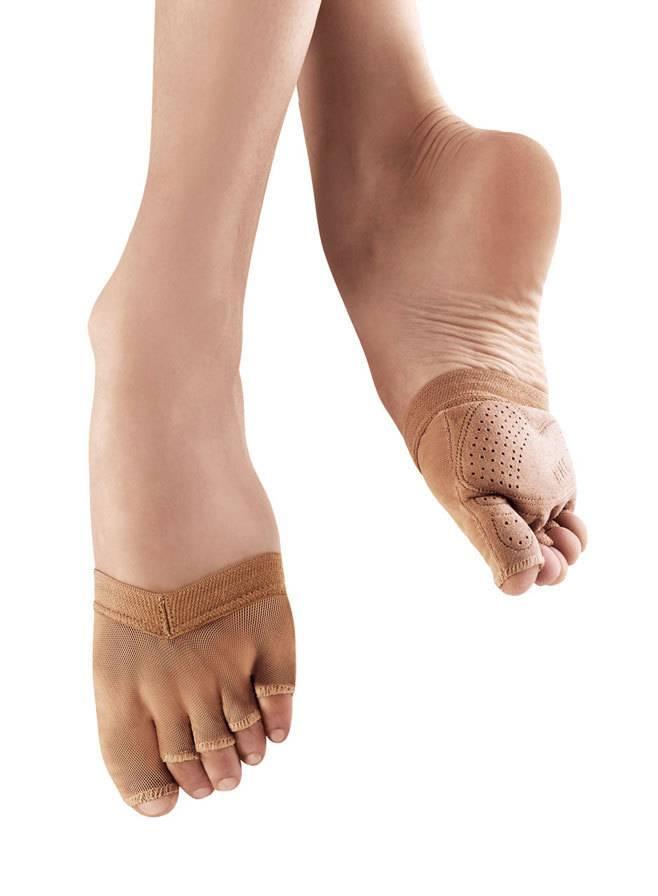 Bloch S0662 Soleil Foot Glove