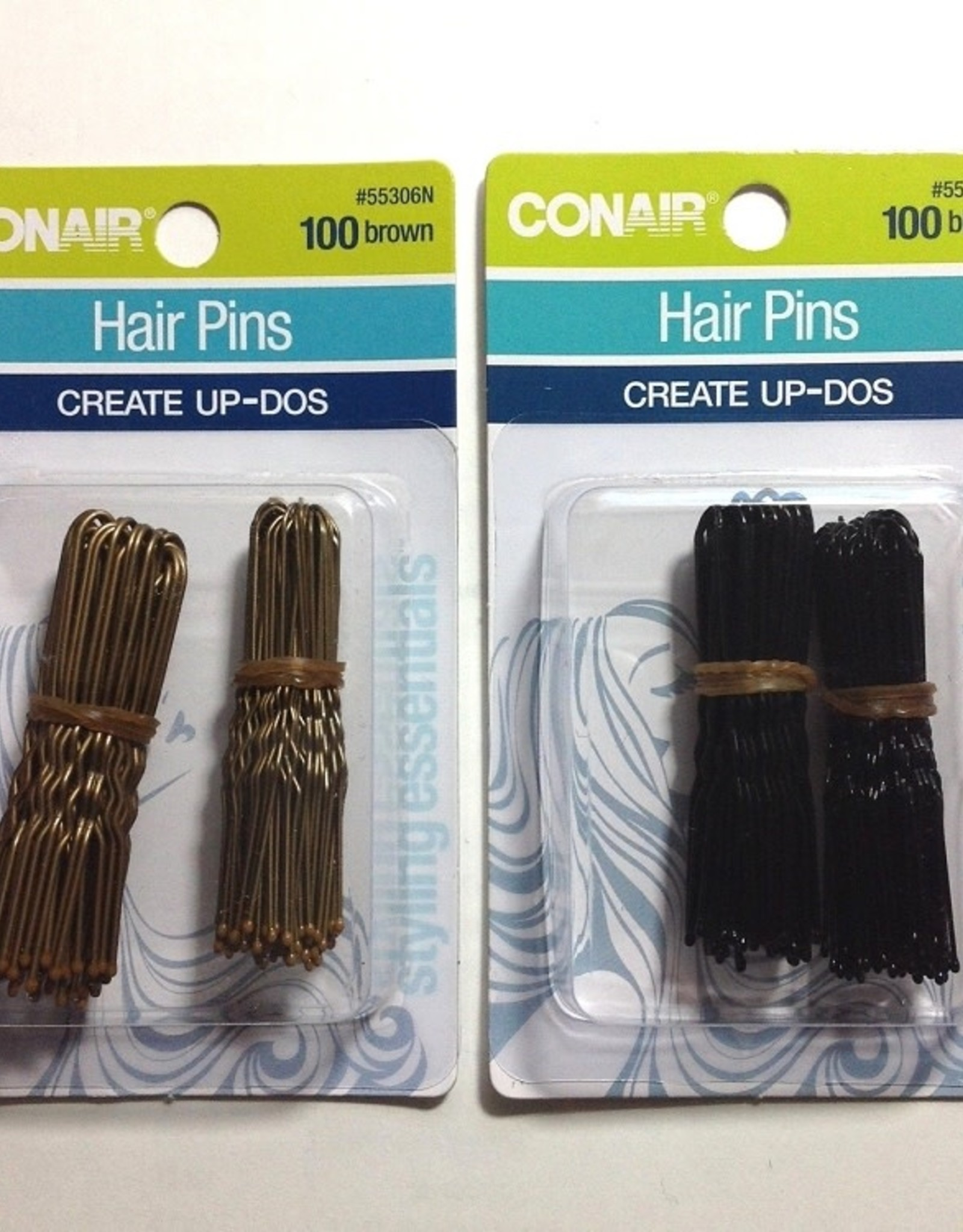 "Conair ha11 2"" Hair Pins with Tips (100pc.)"