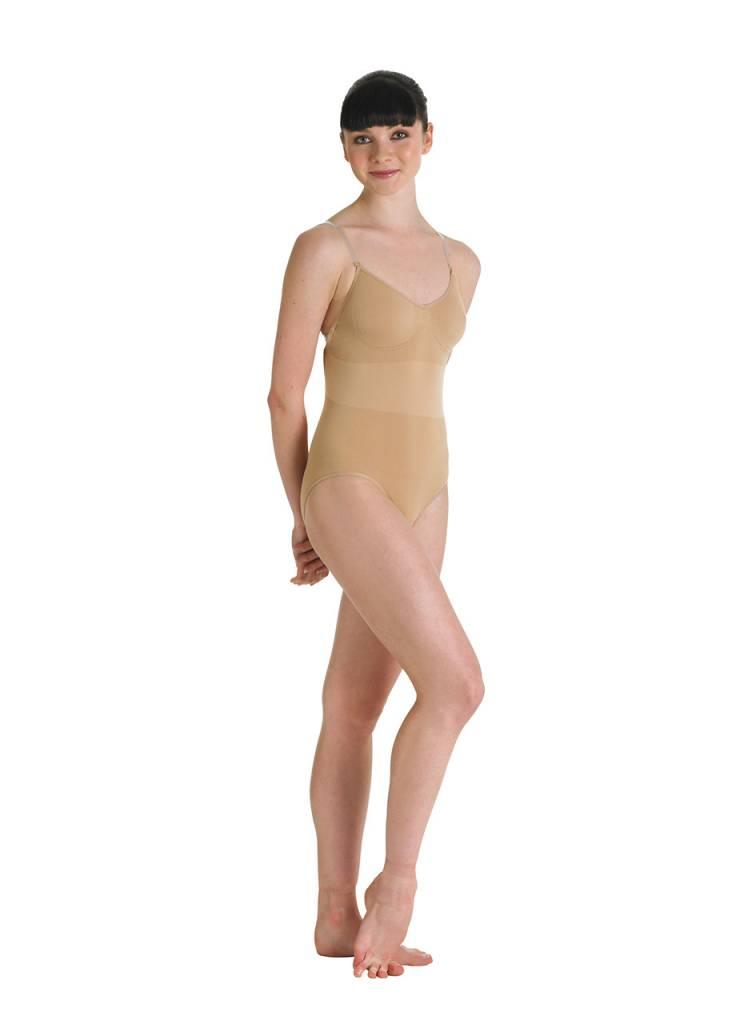 Bloch L3137 Ladies Seamless Brief Bodysuit