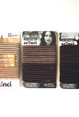 Scunci ha250 Color Match Hair Elastics (18pc.)