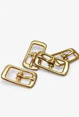 Capezio BR4020 Ballroom Buckles - Gold