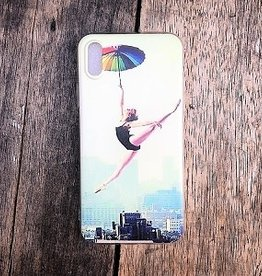 CJ Merchantile g401 Ballerina iPhone Case