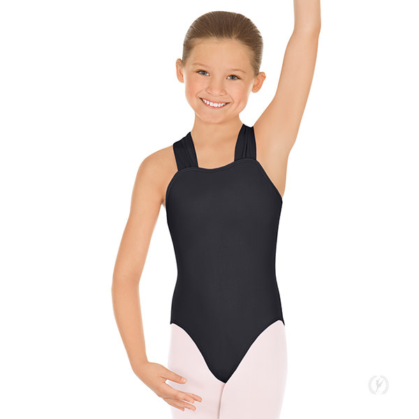 Eurotard 4494C Girls Comfort Strap Halter Leotard
