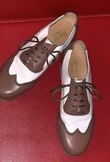 Sansha TA88L T- Bojango Tap Shoe Tan 10