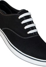 Aris Allen 8310-BK Aris Allen Men's Black Classic Dress Dance Sneaker