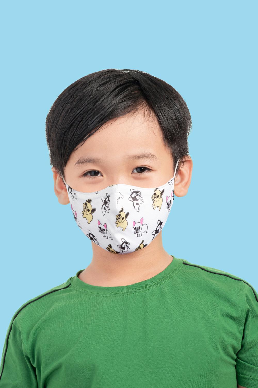 Bloch A005C Child Mask w/Lanyard