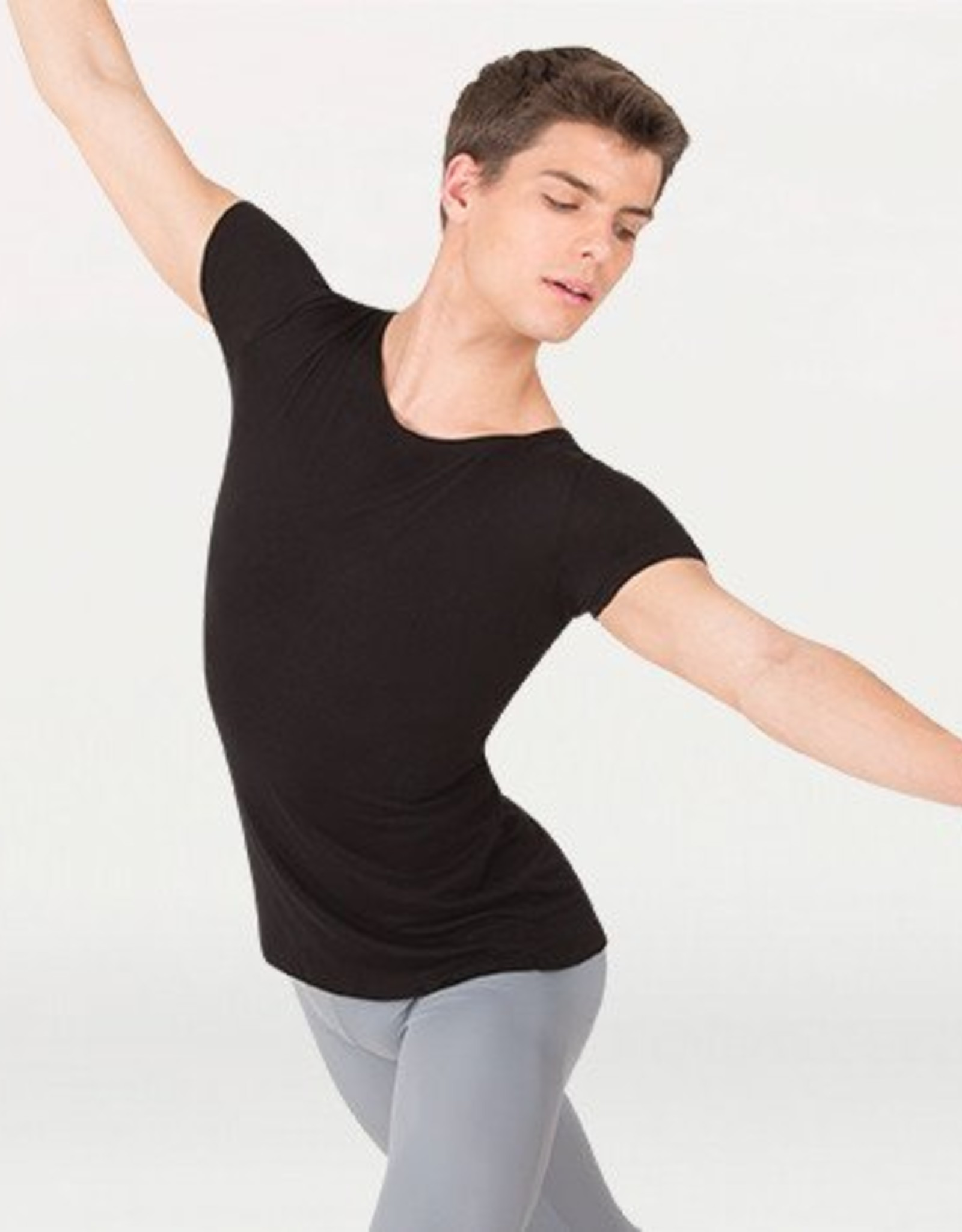 Body Wrappers M1001 MoveTECH Short Sleeve Tee