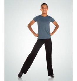 Body Wrappers M191 Mens Basic Cotton/Lycra Jazz Pant