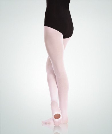 Body Wrappers A81 Value TotalSTRETCH Convertible Tights