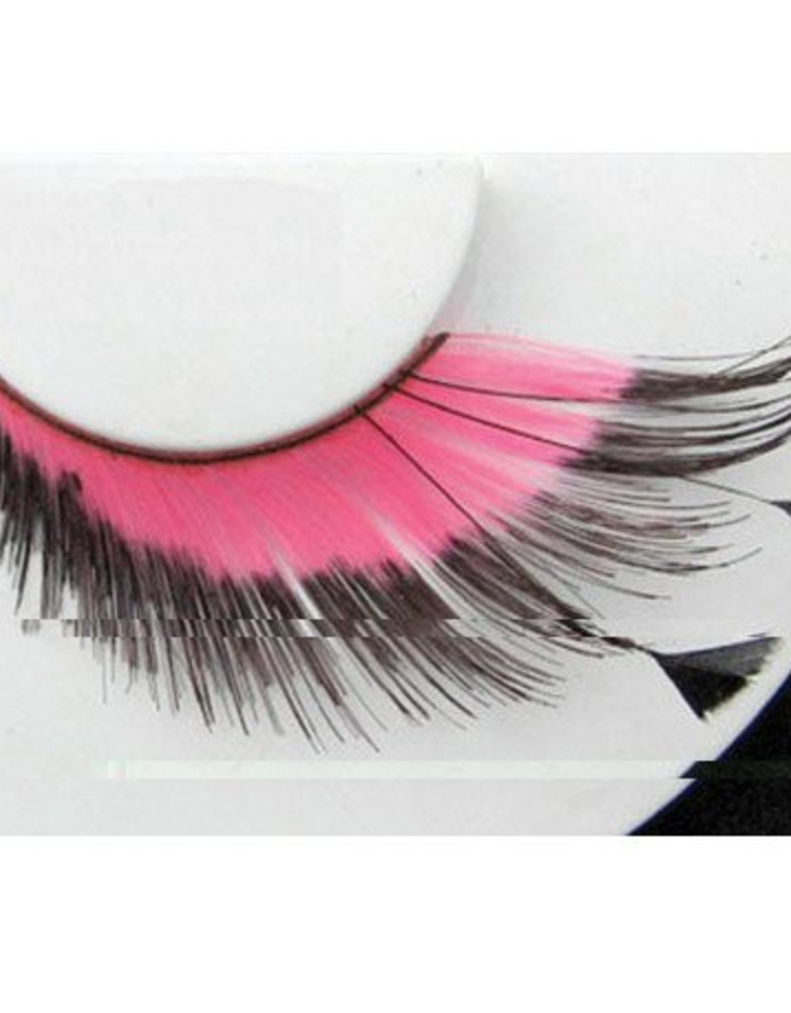 FH2 AZ0170 Dramatic Pink Feather Lashes