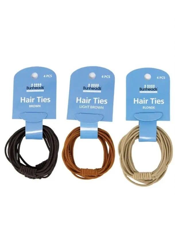 Capezio BH1505U Hair Ties