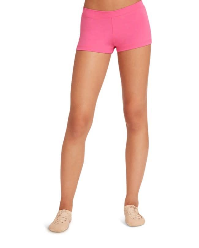 Capezio TB113 Low-Rise Shorts